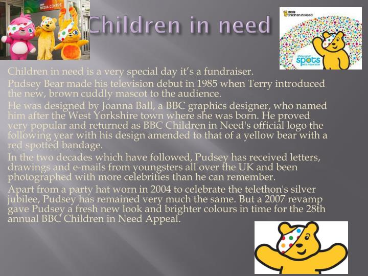 children in need n.