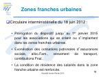 zones franches urbaines
