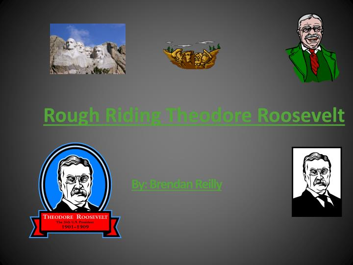 rough riding theodore roosevelt n.
