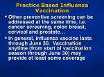 practice based influenza vaccination2