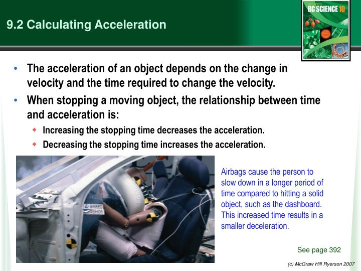 9 2 calculating acceleration n.