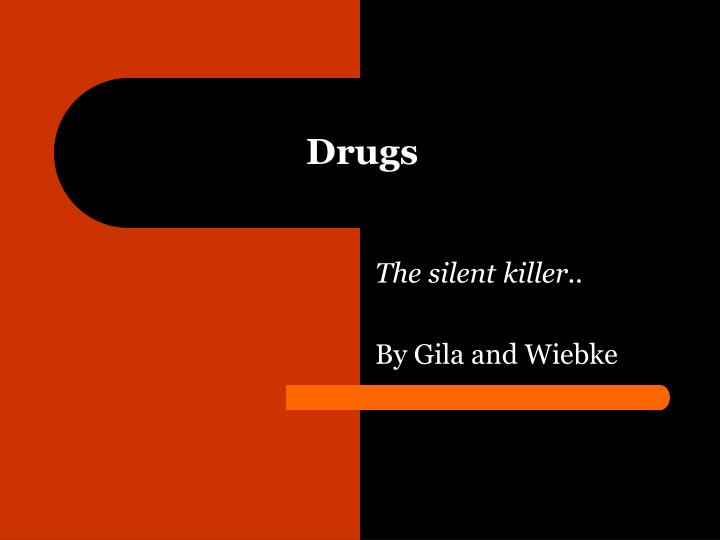 the silent killer by gila and wiebke n.