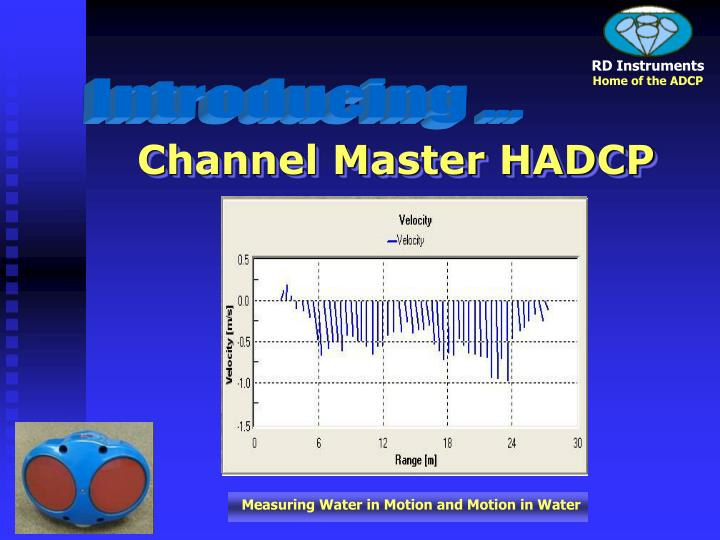 channel master hadcp n.