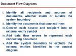 document flow diagrams