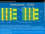 detectores ccds1
