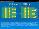 detectores ccds2