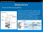 detectores36
