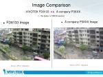 image comparison vivotek fd8133 p k a company p3xxx the same cmos sensor