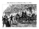 max h del fires on wilhelm i may 11 1878