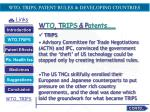 wto trips patent rules developing countries5