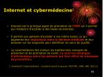 internet et cyberm decine 1