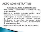 acto administrativo25
