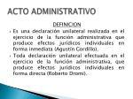 acto administrativo5