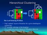 hierarchical clustering12