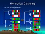 hierarchical clustering13
