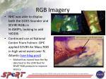 rgb imagery