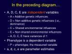 in the preceding diagram