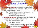 types of adverbs2