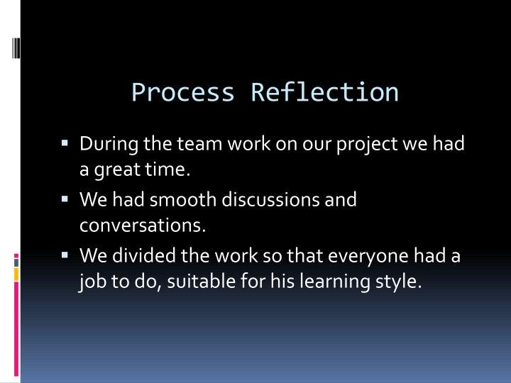 reflections fo team working Work place reflection, january 26, 2012 daily reflection reflections for work meetings, teamwork, week day reflection, working, workplace leave a reply.