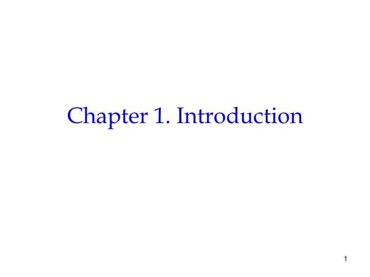 chapter 1 introduction n.