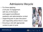 admissions lifecycle1