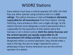 w5drz stations