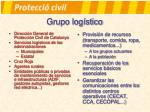 grupo log stico