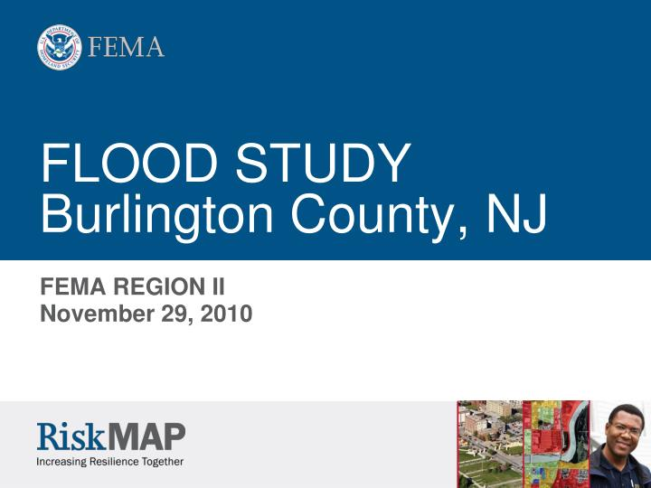 flood study burlington county nj n.