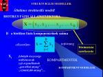 struktur lis modellek1