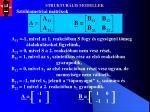 struktur lis modellek8