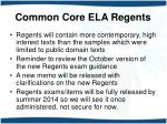 common core ela regents3