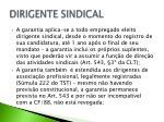 dirigente sindical1