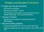 peoples and societies of the north