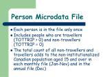 person microdata file1