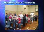 planting new churches