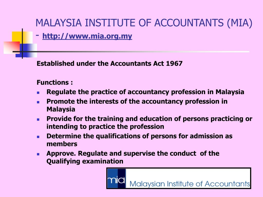 Ppt Significance And Development Of Accounting Standard In Malaysia Powerpoint Presentation Id 3927844