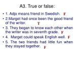 a3 true or false
