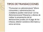 tipos de transacciones3
