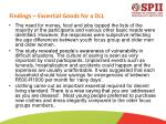 findings essential goods for a dll