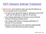 nat network address translation1