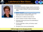 lubchenco s new vision national oceanic and atmospheric administration
