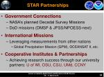 star partnerships