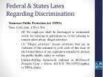 federal states laws regarding discrimination50