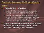 analysis services 2008 strat giaia c lok