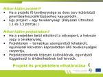 projekt s projektelem elhat rol sa1
