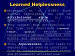 learned helplessness1