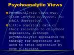 psychoanalytic views2