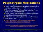 psychotropic medications1