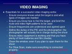 video imaging1