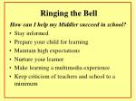 ringing the bell1